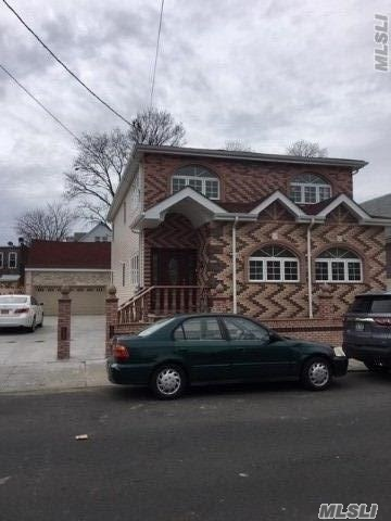 Beautiful 3 bedrooms and 2 bath apartment In Ozone Park, as well as close walk to the A train.