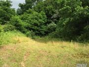 A Beautiful And Private Flag Lot, Level And Clear. This Secluded Lot Abuts A Nursery. Come Build Your Dream Home And Enjoy All The North Fork Has To Offer.