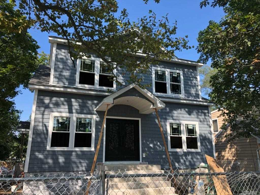Lifted Colonial Home With 4 Bedrooms, 3 Full Baths, Formal Dining, Family Room/Den, And Office. Wantagh Schools. Close To Local Shopping And Major Roadways.