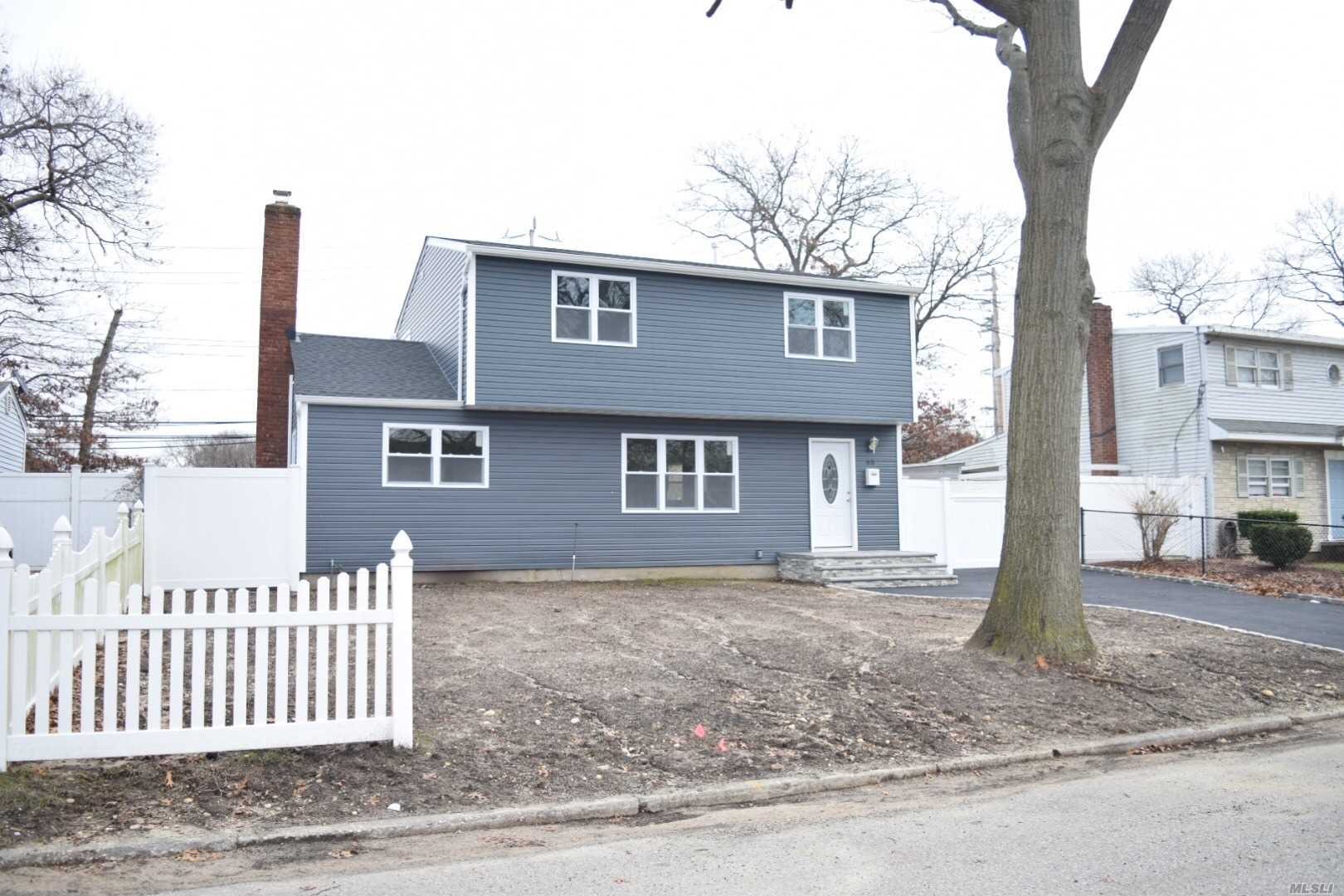Beautiful Fully Renovated 4 Bed 2 Full Bath Colonial, Full Finish Basement, Office, In Ground Pool