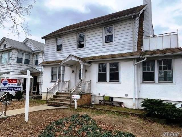 1 Family Detached Colonial,  3 Bedrooms, 1.5 Baths,  Wood Floorings, Attic, Full Unfinished Basement, 2 Car Garage, Private Driveway. Its A Show And Sell. To Many To Mention.