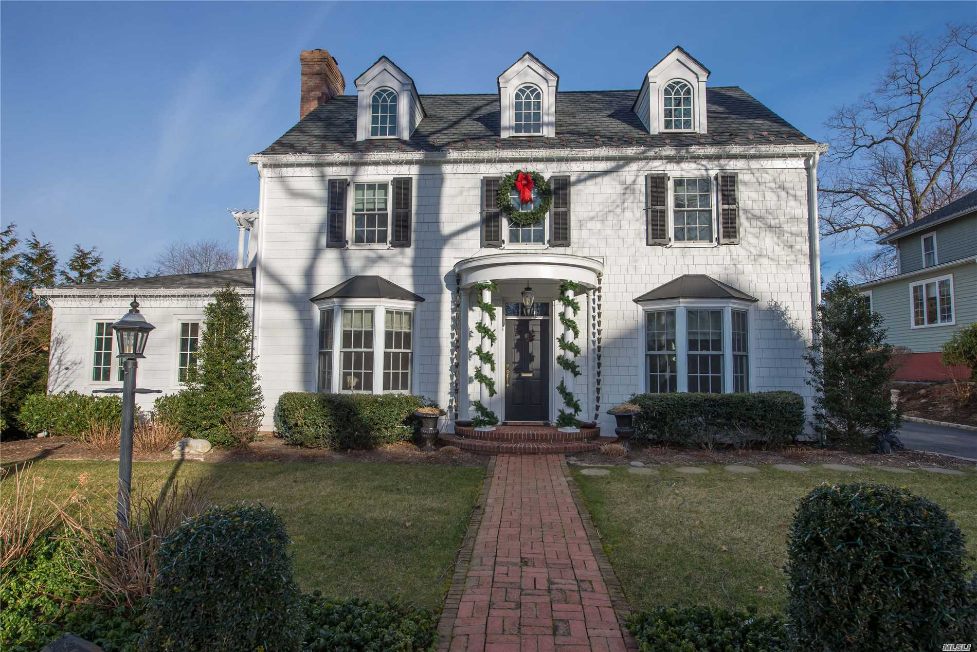 Customized Victorian/Colonial Completely Renovated , Master Suite Floor W/Breakfast Bar, Dual Office, Dressing Room, Outside Veranda, Chef's Kitchen With Radiant Heat, All The Bells And Whistles, Professionally Landscaped Design Yard With Pergolas, Separate 3 Car Garage, Tons Of Storage. Legal 2 Family Apt With Magnificent Kitchen, Great Room, Full Bath, Prime Village Location, Minutes To Restaurants, Entertainment, Parks And Beaches. Complete Turn Key- Perfect! And A Place To Call Home.