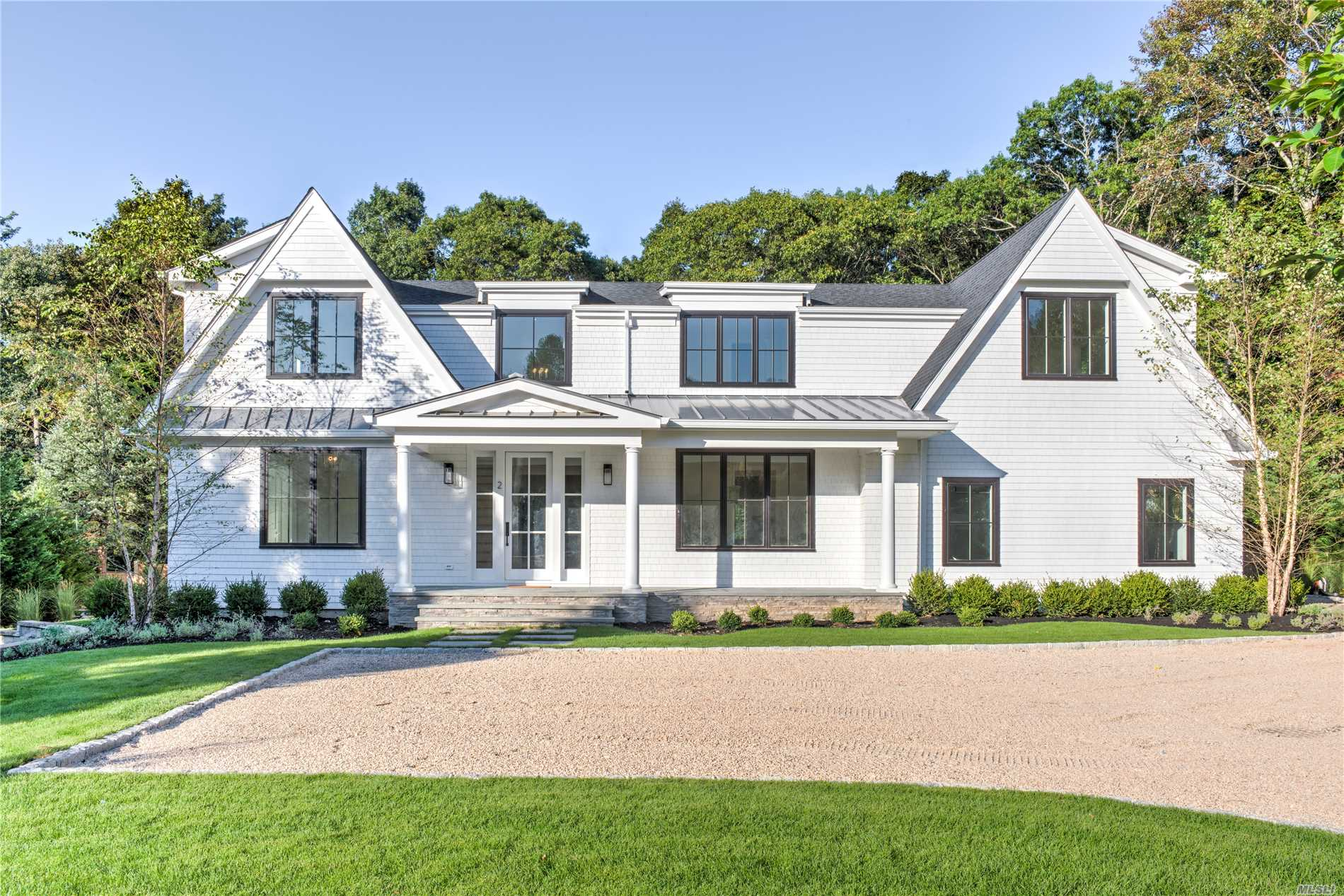 New Construction - Sag Harbor New Luxury Residence In Rawson Estates Beachfront Community On Little Peconic Bay L Curto Building Company L New Transitional Modern Home L 4, 000Sf L 5 Bedroom L 5.5 Bath L Heated Gunite Pool L Little Peconic Bay Access L Open Floor Plan L Sub-Zero/Wolf Package L 2 Dw L Eat-In Chef's Kitchen L Custom Cuiffo Cabinetry/Vanities L Butler's Pantry/Wet Bar L Master Suite L Defining Modern Living L Formal Dining L Fireplace L Mahogany Covered Porch L Landscaping
