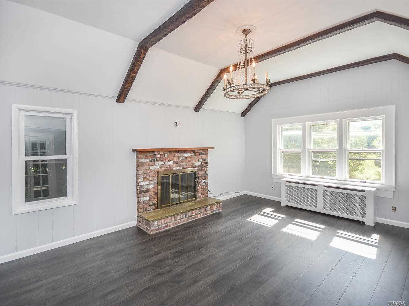 Easy Living On 1 Floor. Living Room Wth Fireplace.No Backyard But Huge Front Yard. Quiet Neighborhood. Oil Heating. A Must See.