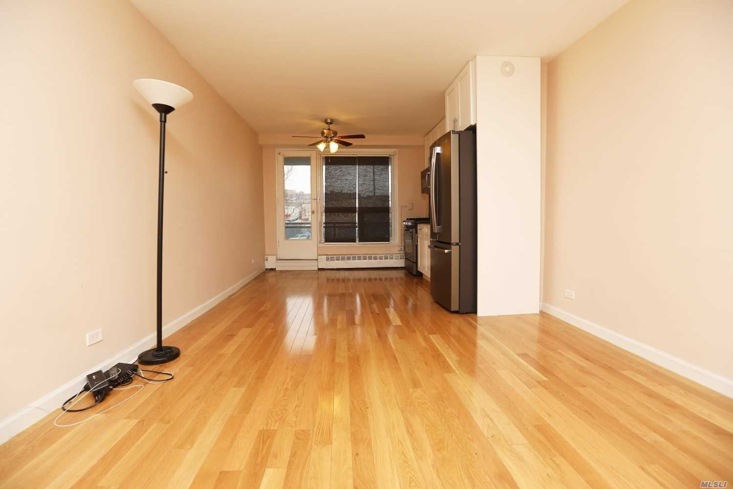 Brand New Studio, Very Spacious With Terrace, South Exposure, Brand New Kitchen & Bathroom, Building Offers Indoor Garage, 24Hrs Doorman, Laundry, Pets Friendly, Cat And Dog, Private Park & Swimming Pool, Close To Shopping Center & Subway.