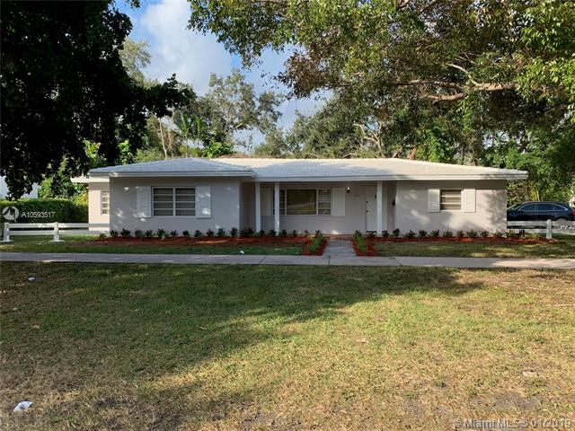 Beautiful Home In The Heart Of Coral Gables. Close To Merrick Park, Miracle Mile And Coconut Grove. This Home Has Been Completely Remodeled In A Nice And Clean Modern Style. With A Semi Open Concept, This Home Has A Lot To Offer, Big Rooms, With A Lot Of Natural Light. The Family Room Opens To A Nice And Cozy Back Yard. New Bathroom And Kitchen Cabinets, New Appliances, New Light Fixtures. New Roof!