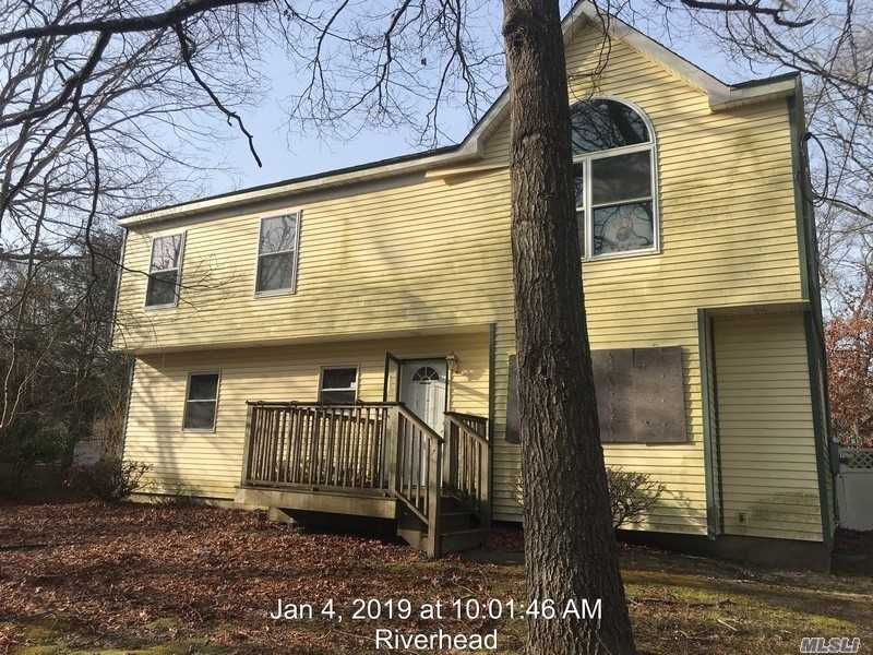 Colonial Style Home Featues 4 Bedrooms And 2 Full Bathrooms, Spacious Living Room, Dining Room And Kitchen, Full Basement, Hardwood Floors. Come Check It Out!