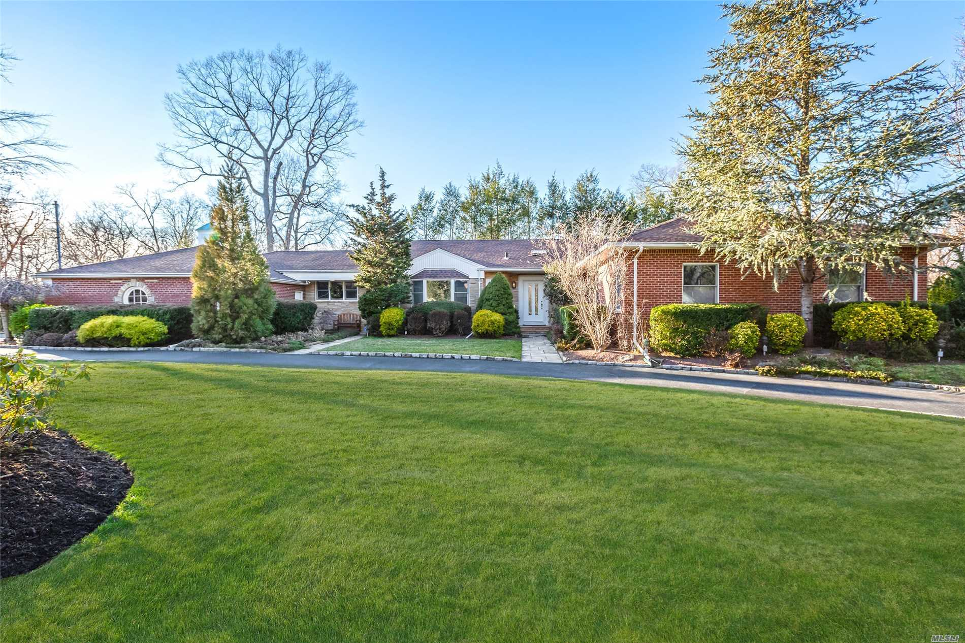 This Is An Unbelievable Home In A Terrific Private Beach Community And An Award Winning School District. Kitchen, Baths, 5 Bedrooms.....Too Many Updates To List Here But Note The 4 Car Garage, Egress Windows And The Gas Powered Generator.