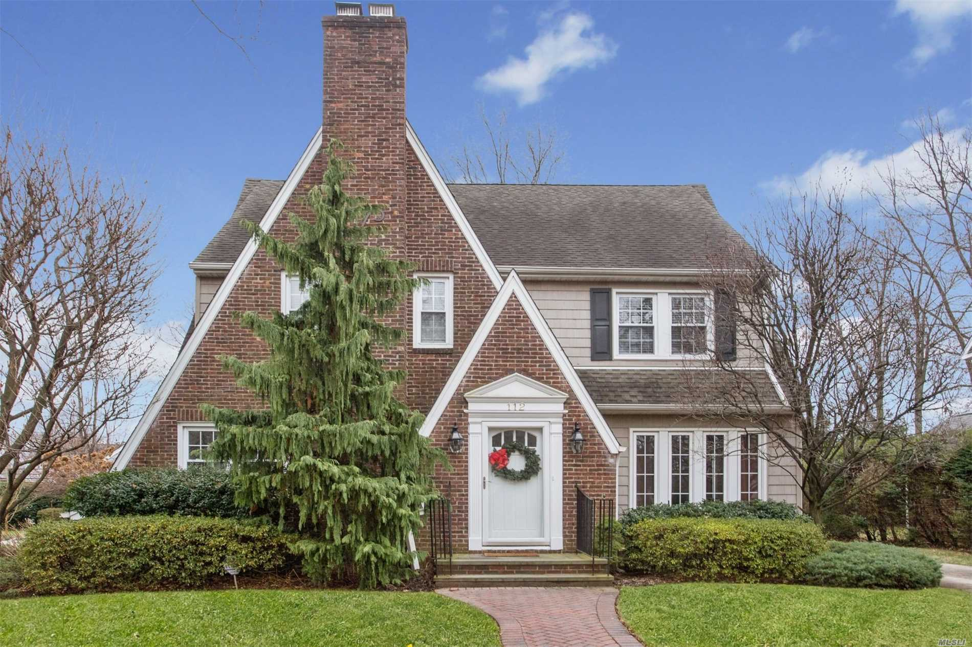 This Beautiful Colonial Situated Midblock On A Quiet Tree Lined Street Offers An Abundance Of Living & Entertaining Areas. The 1st Flr Features Lr W/Fp, Dr, Eik, Den & Spacious Family Room. 2nd Fl Mbr Suite W/Gorgeous Bathroom & 2 Addl Brs W/Bath. 3rd Fl Nice Size Bedroom, Bath & Storage Space. The Bsmt Rec Rm & Stone Patio W/ Landscaped Backyard On The Deep Lot Are Perfect For Entertaining. The Home Is Proximate To Shopping, Transportation, The School & The Park - A Truly Exceptional Value!