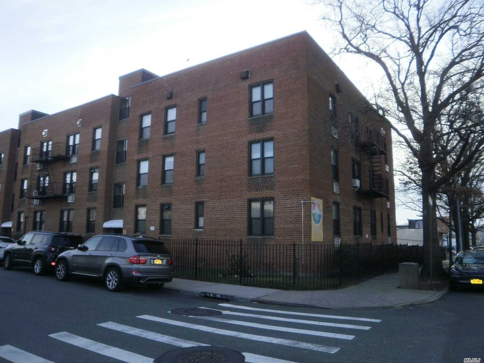 Newly Renovated 2 Bedroom Apt With Southern Exposure. Very Bright And Spacious. Laundry Facilities In Basement. Close To Shopping, Public Transportation, And Great School District. Application Fee $300. Parking $100/Month, If Available.
