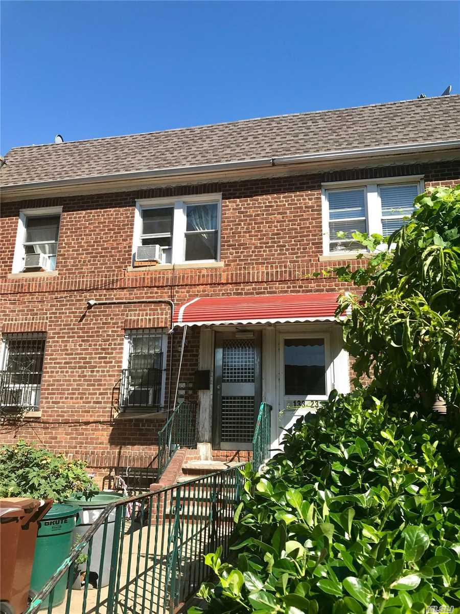 Two Family House Right Off Downtown Main Street! Good Condition And Good Rental Income! R-6 Zone! Will Deliver Vacant !