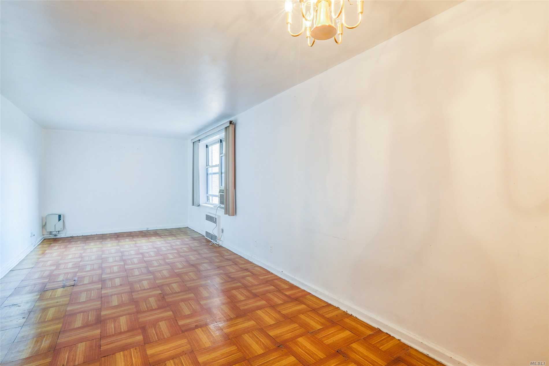 Apartment On 2nd Floor. Sunny One Bedroom Apartment. Large Living Room. Plenty Of Windows. Located On Union Street. Maintenance Fee Includes Electricity/ Heat/ Hot Water. Nearby Supermarket, Post Office, Express Bus To Manhattan.