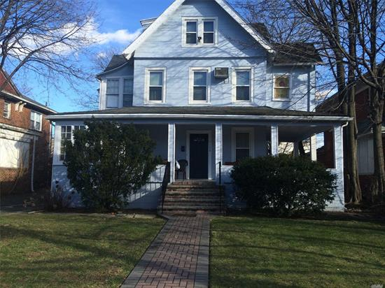Charming 3 Story 6 Bdrm Col On Tree Lined St, Flr Fdnr Den 1st Flr Bdrm Lg Eik, In Prime Location, Near Transportation, Scools And Houses Of Worship