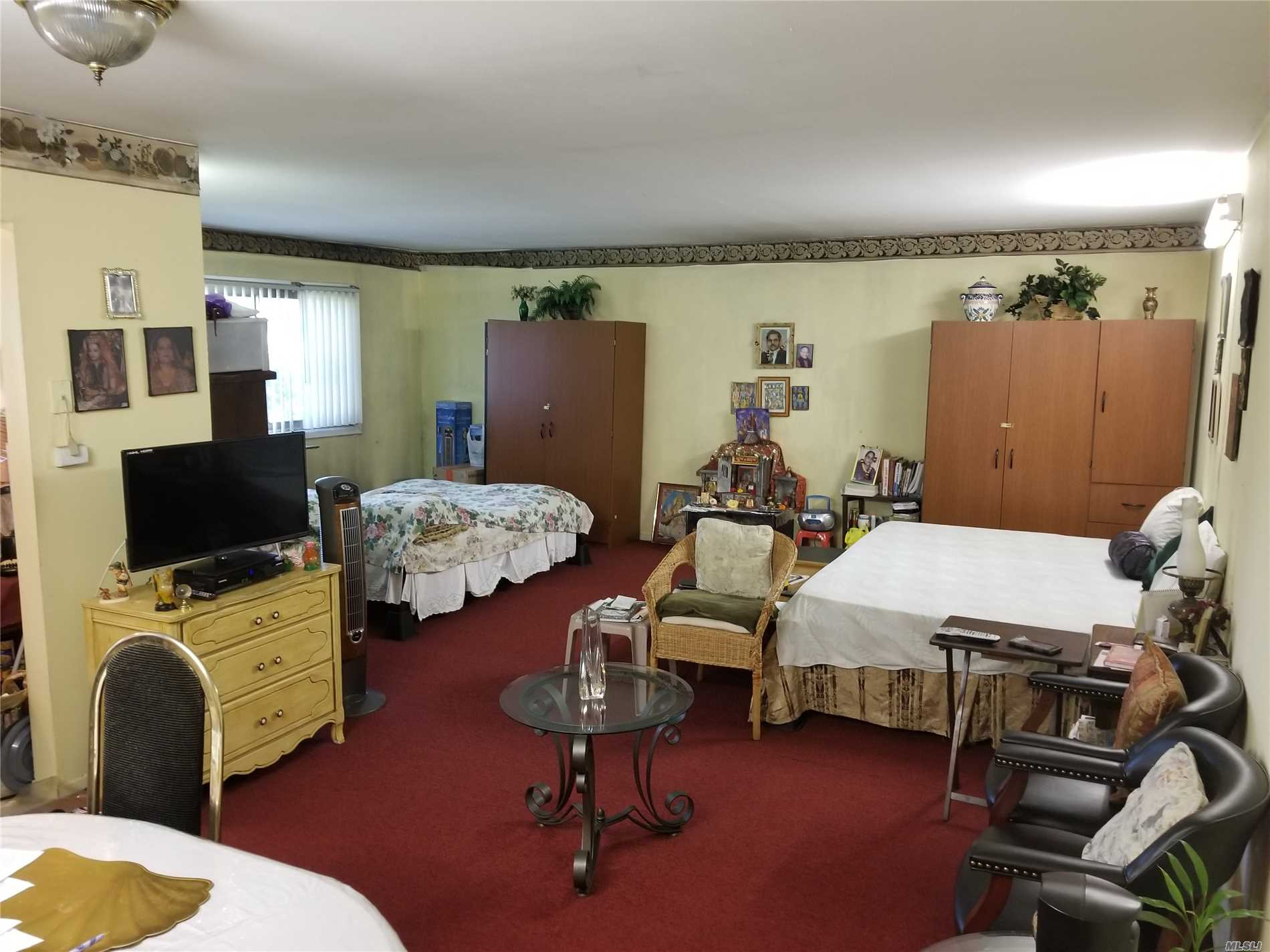 Fantastic Opportunity To Affordability!! Very Large Studio, Potential To Convert To 1 Br. With Board Approval. Super Low Maintenance. Pet Friendly. Pool/Gym/ Clubhouse. Why Would You Rent? Will Not Last! Maintenance With Star $433!