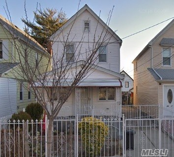 Detached One Fully Frame House, One Block Away From Hillside Ave, Shopping Areas And Public Transportation.