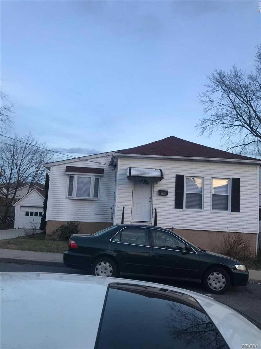 Property Is Full Renovated All Stainless Steel Appliances, New Roof, New Kitchen With Granite, Wood Floor, New Boiler Lot Of Closets