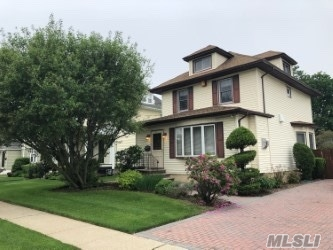 Great Starter Home Or Looking To Down Size? This Colonial Is In The Heart Of Rvc And Close To All. The First Floor Offers A Living Room With Fireplace, Dining Room, Half Bath, And An Eat In Kitchen With Sliding Doors To A Deck And Patio. The Second Floor Has 3 Nice Size Bedrooms And Full Bath. Walk Up Attic With Great Storage Space. Basement Has Finished Bonus Space And Laundry.