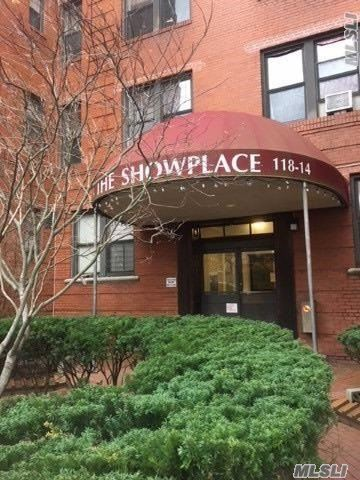 Lovely Two Bedroom Coop In The Heart Of Kew Gardens. Gorgeous Exposure In Top Building Around The Corner From Metropolitan Ave Shopping And Transportation. Pet Friendly!