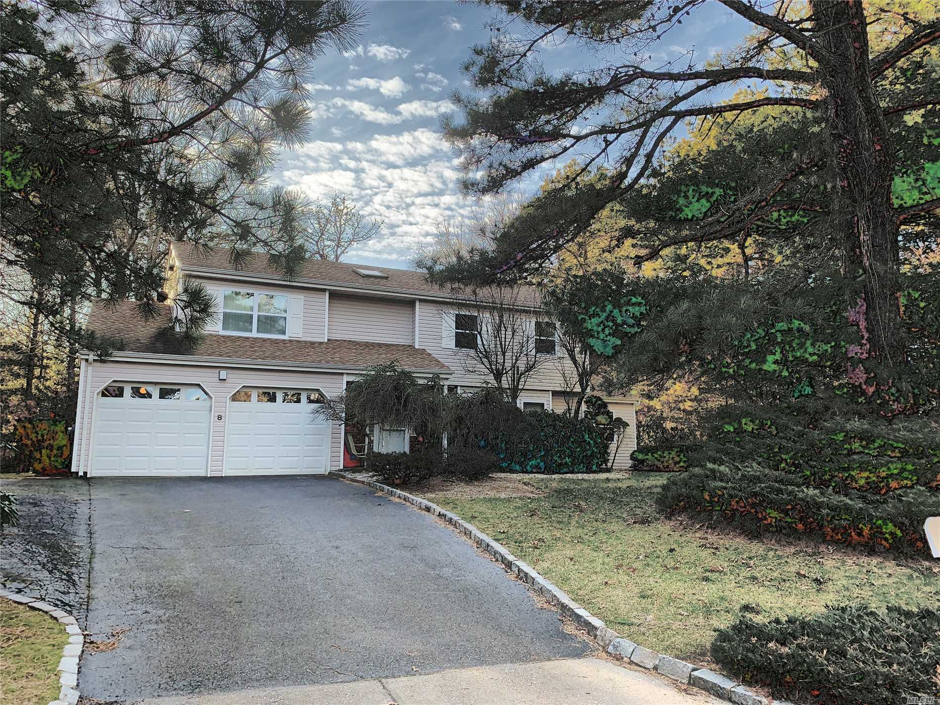 If You Love Privacy Come And See This Great Four Bedroom 2 1/2 Bath On A Shy Acre Surrounded By Protected Land, Wonderful In Ground Pool. Architectural Roof, Newer Windows And Heating System. Come Make This Home Yours!