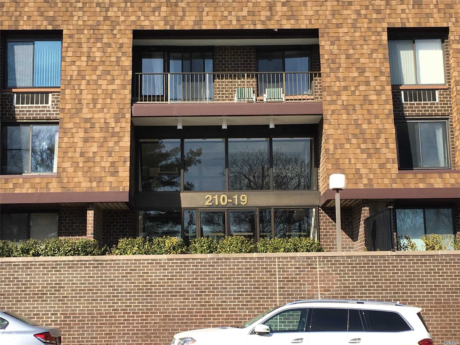 Sun Filled Southern Exposure Huge 1 Bed, Brand New Interior, New Washer And Dryer,  Indoor Parking Included, Terrace. Health Club With Pool, Basket Ball, Racket Ball, Yoga Classes And Etc. Close To Shops And Transportation.