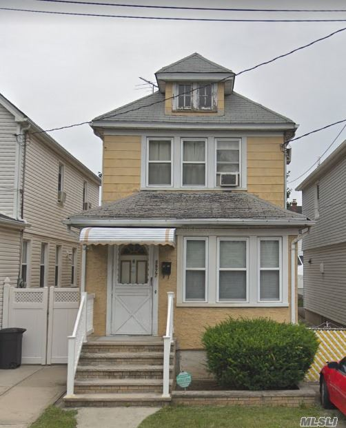 Sale May Be Subject To Term & Conditions Of An Offering Plan. All Information Deemed Accurate However Should Be Independently Verified. Needs Tlc. Handyman Special Detached 1 Family In The Heart Of Queens Village. Features 3 Bedrooms, 1.5 Bath, Attic, 1.5 Garage, Private Driveway And More. 1 Block Away From Transportation, Close To Highways, Supermarkets, Etc.