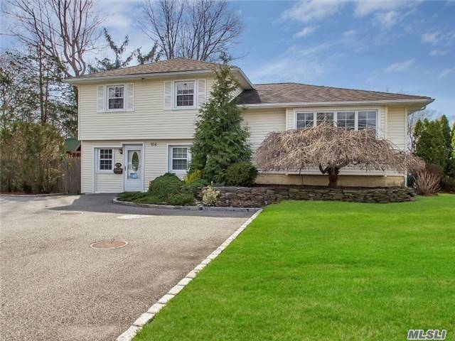 Great Location For Exposure. Perfect Opportunity To Live & Work From Home! Unique Office/Home Setup. Perfect Dentist/Chiro/ Md, Etc. Can Put Sign In Front. Huge 8 Car Driveway For Parking + 2 Car Dvwy On Side Of House. All Updates In Home Including Eik, Bths, Roof, Siding, Windows, Heating System, 2 Commercial Sized Cesspools. The House Has A Water Filtration System. Zoned Commercial 483.01. 'Residence Has Been Partially Converted To Non-Residential Use But Primary Use Is Still Residential.'