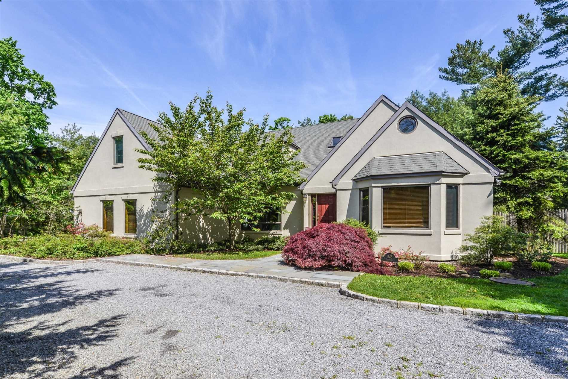 Charming 3 Bedroom Colonial Located On Centre Island. Renovated Second Floor Features Spacious Great Room With Water Views And Huge Home Office, Plus Bonus Rooms. New Brickwalled Patio Perfect For Entertaining. Steps From Neighborhood Beach. Deeded Beach Rights. Must See!