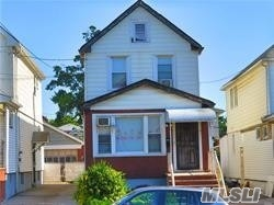 Location! Location! Location! Colonial Style House. R4--1 Zoning, Close To All. Easy Convert To 2 Family. Don't Miss.