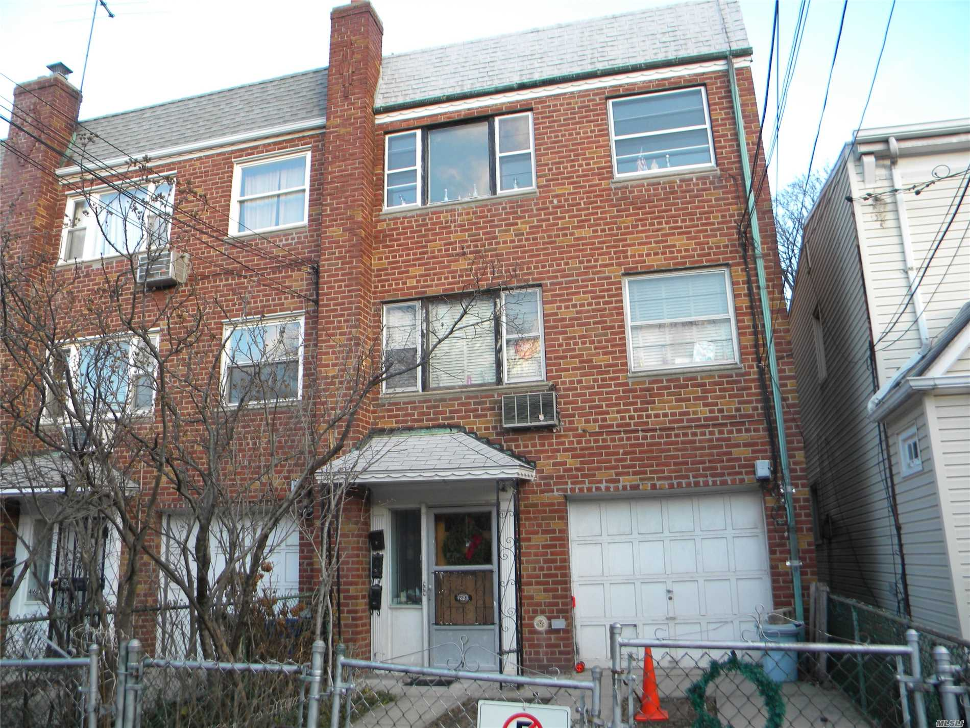 Property Needs Renovations. Being Sold As Is, No Claims To The Operation Of Appliances. Seller Is Looking For Cash Offers Or No Mortgage Contingency Deals.