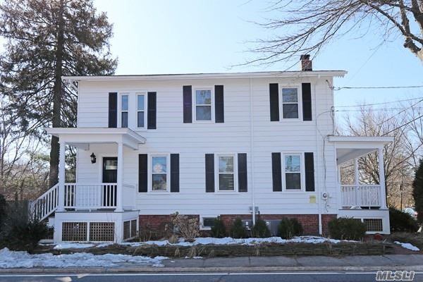 Sea Cliff Villager. Fully Renovated With Energy Star Windows, Doors, Appliances, Heating And Cac System. Gleaming Hardwood Floors. 2 Bedrooms, 2 Full Baths, 2 Driveway Parking Spots, W/D. Short Distance To Town, Park And Beach. Charm Galore!