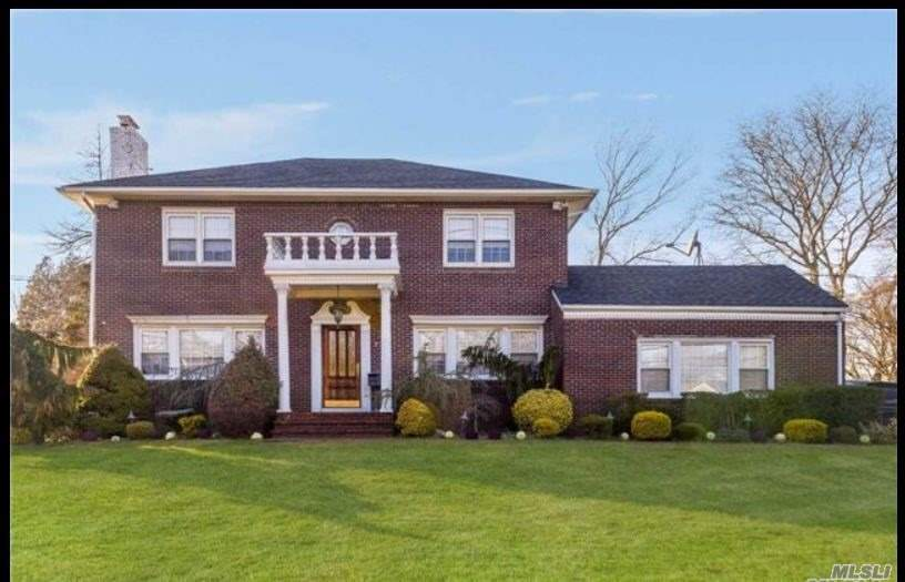 Beautiful Brick Ch Colonial In Pristine Condition, Lg Lr With F/P, Fdr, Kosher Granite Gourmet Eik 2 Dens & , 5 Bath. Spacious Master Suite W Master Bath (Jacuzzi & Shower) +5 Bedrooms & 2 Full Baths-Full Finished Basement With Brick Patio On Oversized Beautiful Property W Gorgeous Pool-Great Location - A Must See!