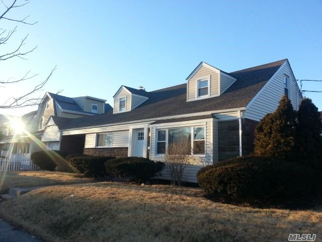 Move Right In To This Renovated Cape Style Home W/ 4 Bedrooms, 1 Bath W/ New Kitchen, And Bath. Refurbished Wood Floors, Fresh Paint, Etc. Centrally Located To All. Don't Miss This Opportunity!