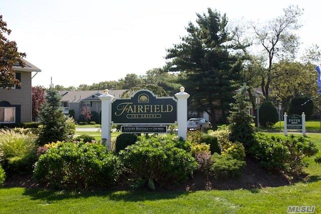1 & 2 Bedrooms, Some With 1 &1/2 & 2 Baths. 2 Bedrooms=den, Simplex & Duplex Styles Available. Windowed Eat-In Kitchens W/ Dishwasher & Microwave. Private Entries W/ Central Air-Conditioning. Fairfield Greens At Holbrook Feature Clubhouse, Fitness Center, Pool, Playground & Tennis Court.