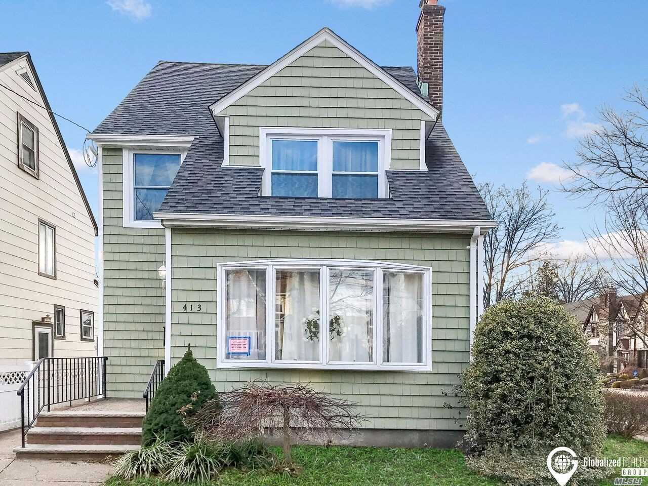 Newly Renovated Colonial!! This Home Has A New Roof! New Windows! New Siding! New Plumbing! New Electric! Hardwood Floors! Led Lighting! New Bathrooms! New Kitchen W/ Granite Counters & Stainless Steel Appliances & Much Much More!!!