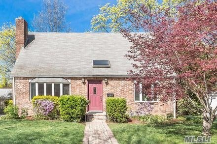 Lovely 4 Bedroom , 2 Full Bath Cape Cod Near Park And Daly School. 1st Floor Consists Of 2 Bedrooms, Large Living Room/Dining Room, Full Bath, Large Eat-In-Kitchen Leading Unto A Large Deck With Canopy And Stairs To Yard. 2nd Floor Consists Of 2 Bedrooms, Office, And Full Bath. Full Basement With Laundry Room And Storage Area.