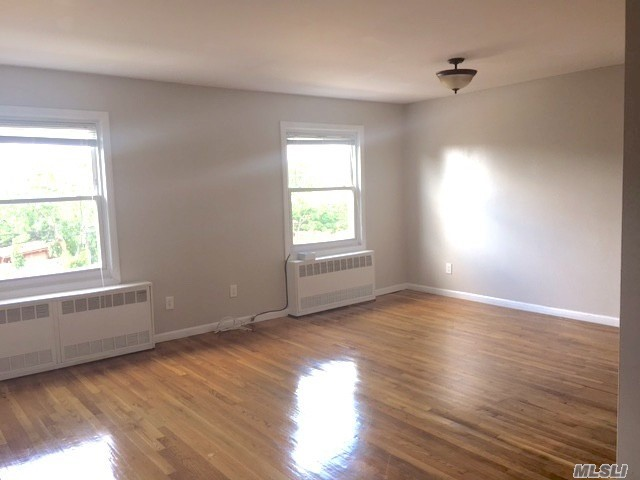 Very Spacious And Bright, Living Room Area, L Shaped With Walking Closet And 3 Additional Closets.