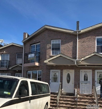 This Property Has 3 Bedrooms(Master Bath) On Each Floor. Full Basement With A One Bedroom Apartment. Brick Construction. Each Floor Has Its Own Breakers. 2 Boilers And 2 Hotwater Tanks.Hardwood Floors.Tiled Basement. 2 Parking Spots