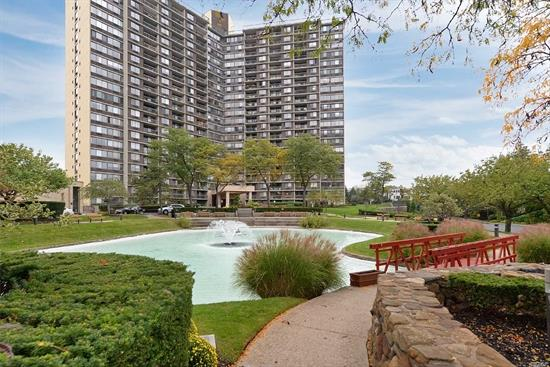 Fabulous Bay Club Gated Community. 24 Hr. Security. Doorman / Concierge. **Great Deal **.. ***Very Rare*** - Deluxe Jr. 4 With 2nd Bedroom Or Den!! Full Bathroom And Guest Bathroom!! Terrace...Wow! Eat-In-Kitchen, Large Living Room. Wood Floors..Lovely Pond View. Year Round Swim & Fitness Center, Indoor Parking (Extra Fees). Free Tennis Club. On Premises Restaurant. Underground Stores. New Children's Playground. Basketball, Raquetball. Best Location, , , Near Everything!