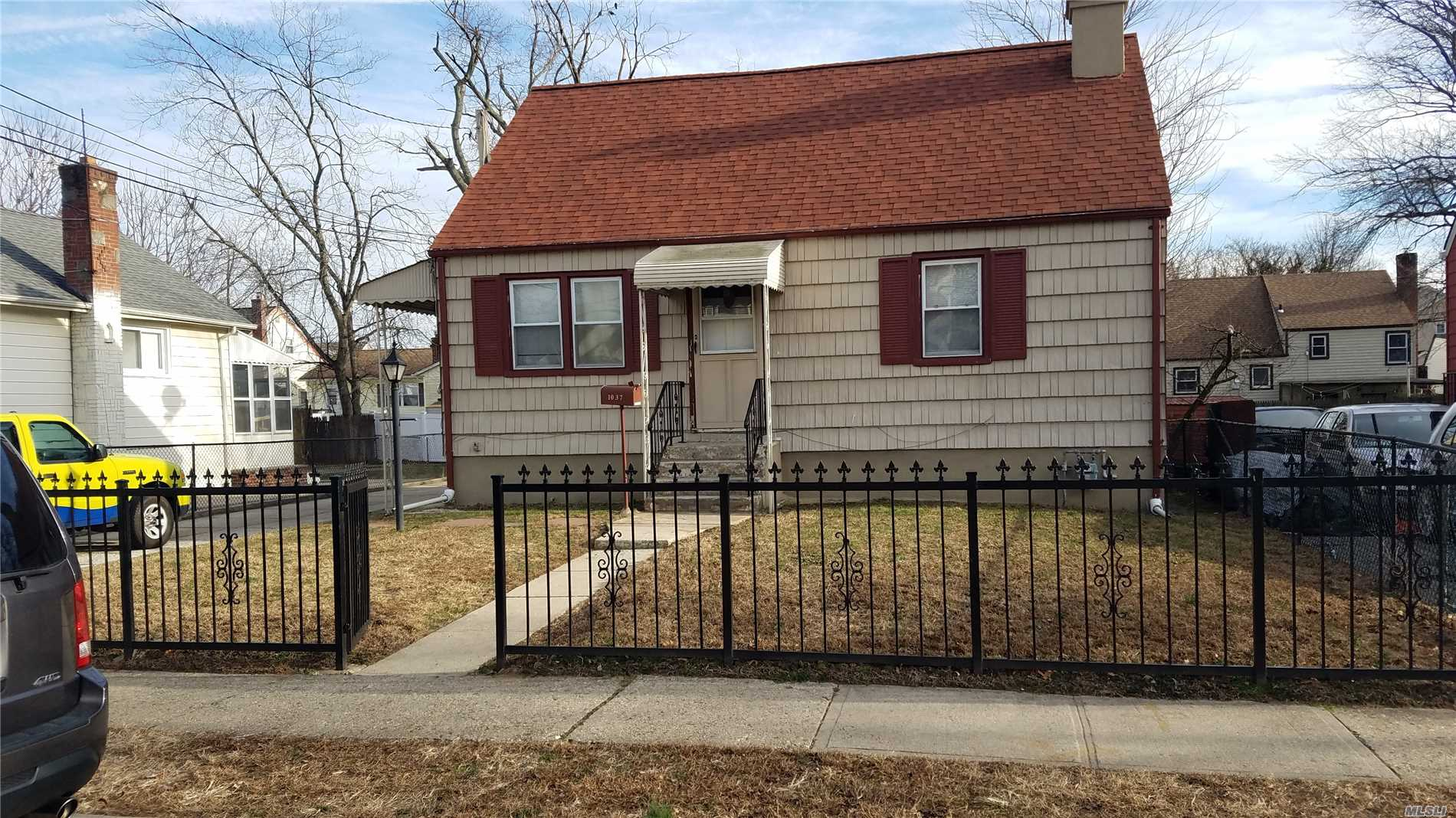 Best Value In Uniondale, Low Taxes, Dead End Street. Garage Door New, 2 Sheds In Yard, Roof 5 Years Old