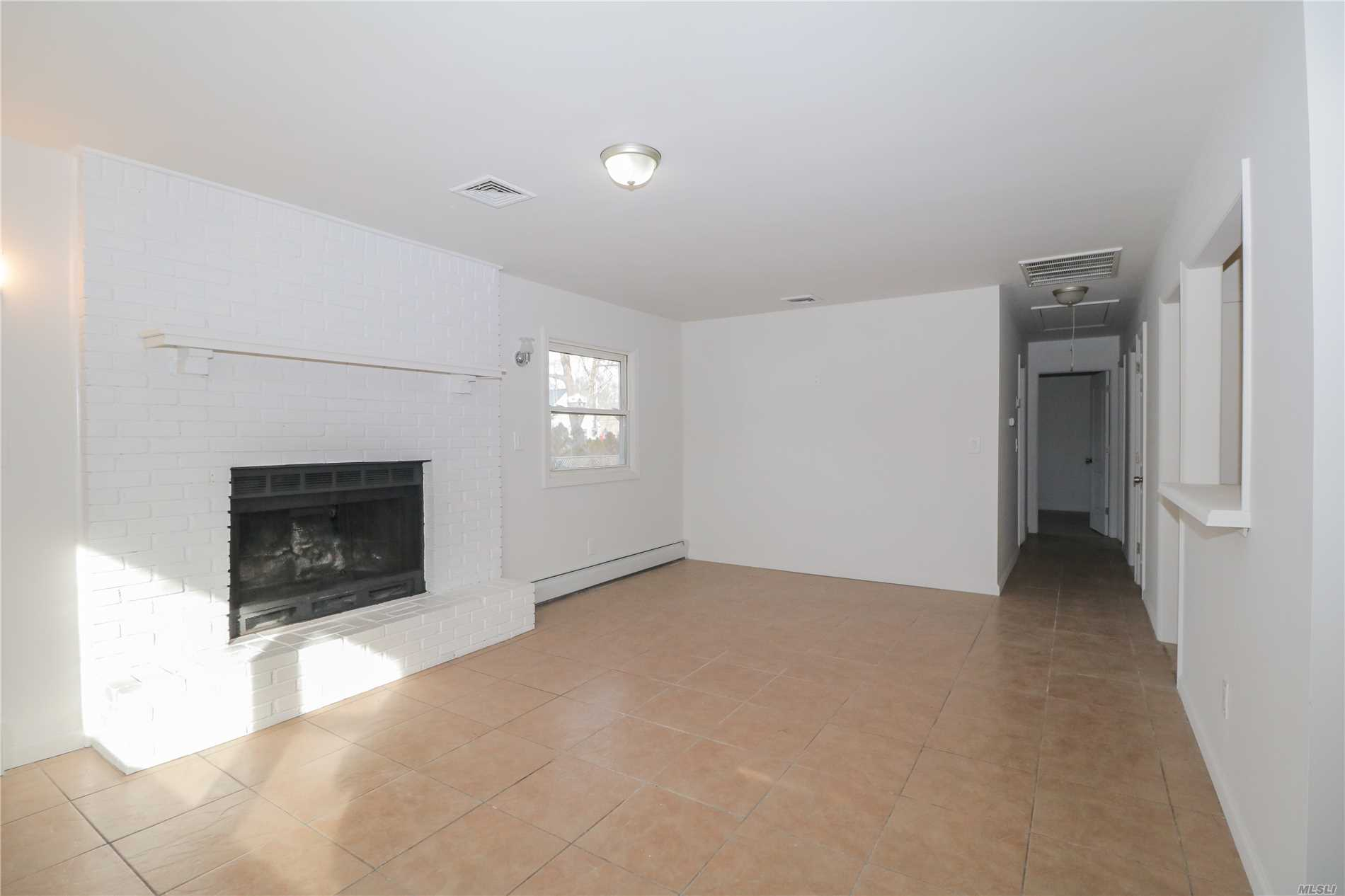 Newly Renovated Ranch With 3 Bedrooms And 2 Baths. Full Basement With Separate Entrance.