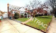 EXCELLENT VALUE FOR SPACIOUS 3BR-3BATH CAPE: EXCITING FEATURES and EXCELLENT LOCATION<br><p>  New on the Market! Priced to sell! Expansive 27×37 structure on 40×100 property in the heart of Fresh Meadows<br><p>  Lovely and Charming Cape:<br><p> Main level: quaint and inviting layout, spacious living room with bay windows, cozy dining area, large eat-in-kitchen, 2 bedrooms, full bath, yard/deck access.<br><p> 2nd floor: king size dormered bedroom, ample storage, 2nd full bath.<br><p> Fully finished sizable basement, side entry, 2 family rooms, 3rd full bath, modern kitchenette.<br><p> Lush vast front lawn, private backyard with shaded deck. 4-5 car parking: deep driveway and extended motorized garage<br><p>  Notable and Exciting Features:<br><p> Roomy 2nd floor can be easily converted to 2 bedrooms to create a 4th bedroom, or can be fully built out an additional 800sqft.<br><p> 3 full baths, 3 entrances, windows in every direction for sunny experience and great cross-breeze, generous closet and storage space throughout, roof and mechanical all in very good condition or better, updated efficient windows throughout, gas-converted boiler/water heater, asbestos-free insulation.<br><p>  Prime Location<br><p> Attractive and serene neighborhood, very desirable location in Fresh Meadows, easy access to St. John's, Union Turnpike, Utopia Pkwy, amazing selection of shops and restaurants, Q46 & Q65 buses to E/F express, 5 minutes to Van Wyck Expwy, Long Island Expwy, and Grand Central Pkwy<br><p>  Excellent Investment<br><p> Safe investment, steadily increasing prices. Any renovations made on this home will not be in vain, as the location and property size are highly sought. Tremendous upside potential with rights of additional 800sqft expansion.<br><p>  Experience a 3-D interactive virtual tour by clicking Virtual Tour Link