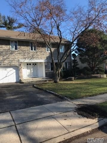Gorgeous Huge Center Hall Colonial! All Redone, Sun-Lite Very Large Rooms, Stone Fireplace, Cac, Lots Of Large Windows