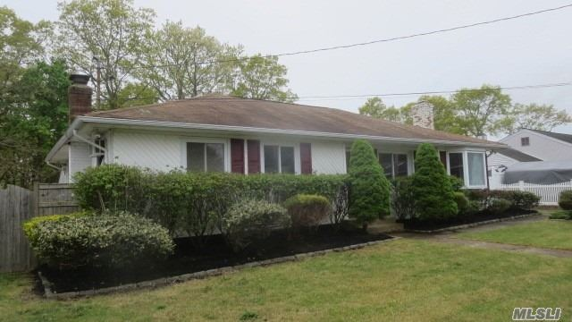 This Is A Fannie Mae Homepath Property! 1270 Sq Ft Ranch Home Offering Lr With Fireplace, Formal Dining Room, Eik, 3 Bedrooms And 1 Full Bath. Full Unfinished Basement For Storage. Easy Access To Commuter Roads
