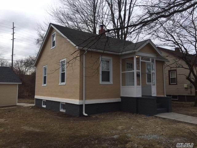 Do Not Miss Out On This Completely Renovated House. Everything Is New From Top To Bottom. 2 Bedrooms, 2 Full Bathrooms And Full Finished Basement With Ose. This House Is Turn Key And All You Do Is Have To Move In!!!