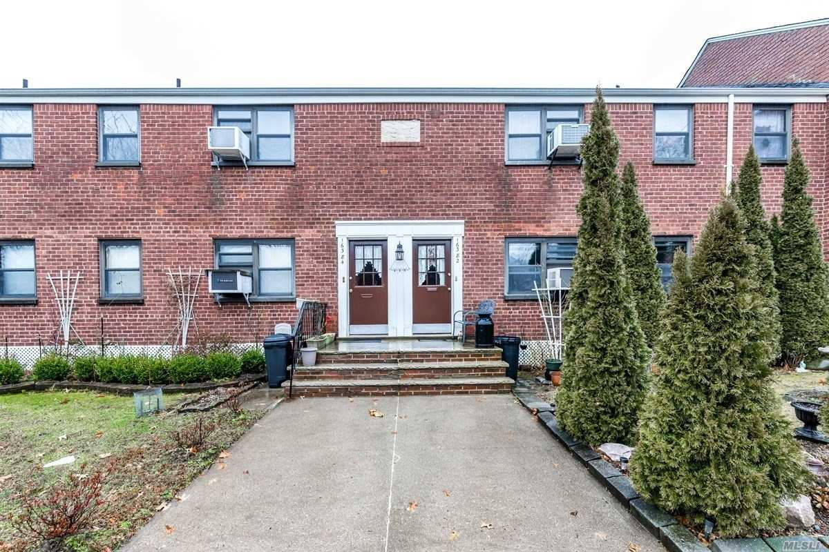 Sun Soaked Lower Unit In Prime Whitestone Location. Features Large Living Room/Dining Room, Eat-In Kitchen, Tons Of Closets, Two Bedrooms, One Bathroom, And Laundry In Unit. Close To Public Transportation & Great Schools. P.S. 209 & J.H.S. 194.