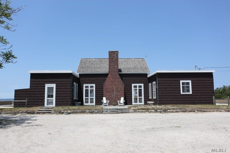 Quintessential Beach House/Cottage Overlooking L.I. Sound. The Peaceful And Quaint Enjoyment Of The Sun, Wind And Water.