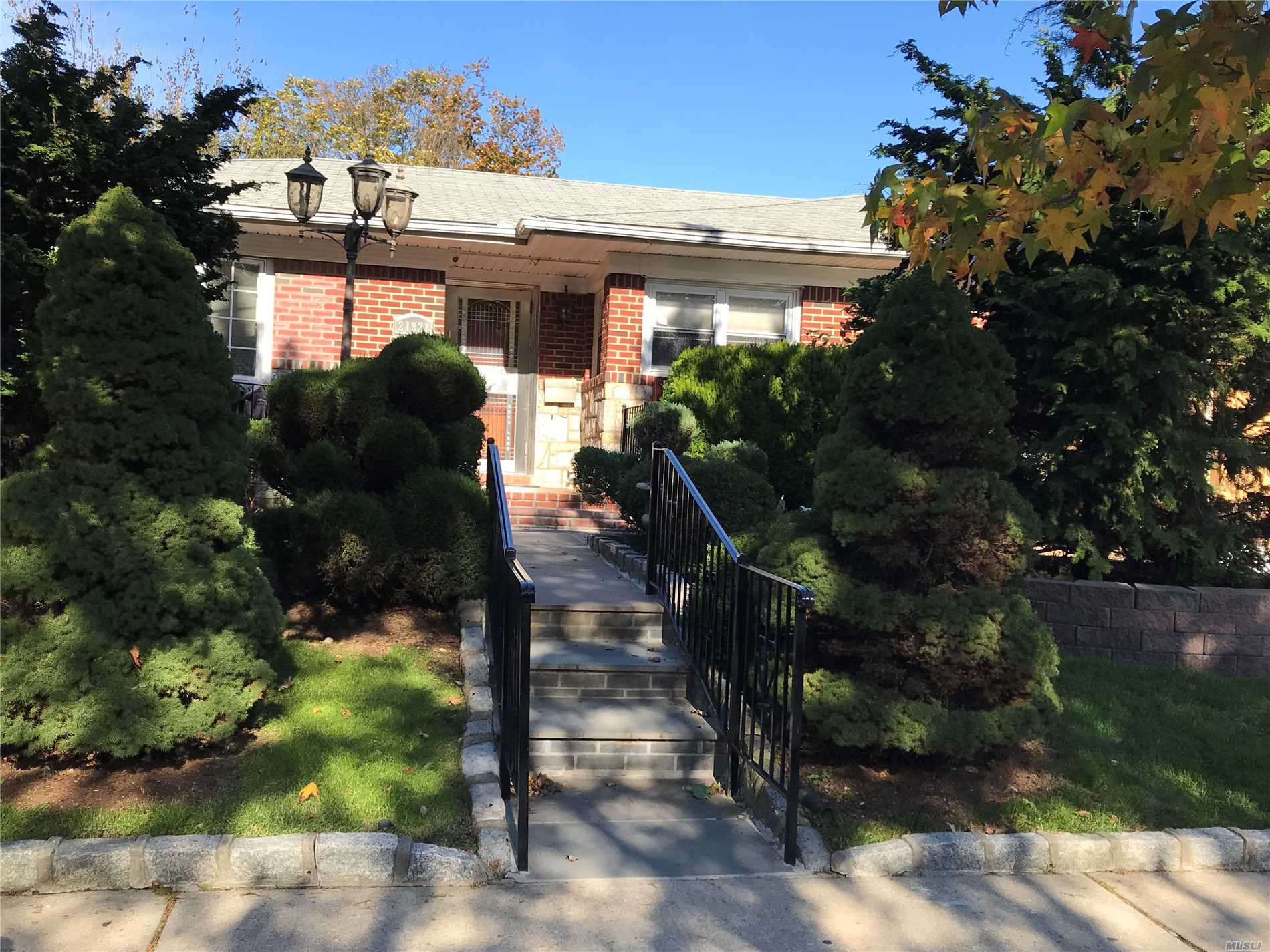 Just Fill The 'Fridge And Move Right Into This Gorgeous Renovated Brick Ranch! Featuring A Master Bedroom Suite With 3 Closets, 2 Large Additional Bedrooms, A True Entertainer's Basement And Many Creature Comforts, This Home Is A True Turn-Key Gem!