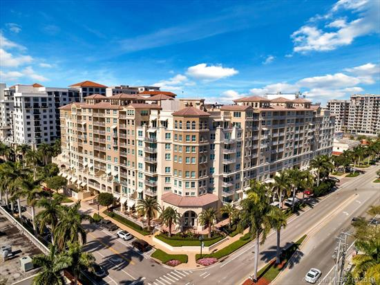 Priced To Sell ! 1, 310 Sqft Corner Unit In The Heart Of Downtown Boca Raton! Unit Has A Brand New A/C System, Installed On 05/2019. Featuring A Split Floor Plan With 2 Master Suites And 2 Full Bathrooms. Spacious Kitchen, Boasting Stainless Steel Appliances With Beautiful Granite Counter Tops. Building Features Luxury Modern Designs With Exceptional Five-Star Amenities Such As Concierge Service, 24Hr Valet Parking, Spectacular Pool And Spa, State Of The Art Gym, Elegant Lounge Room And More. Located Within Minutes To The Beach And Top-Notch Restaurants.<Br />Priced To Sell! Won'T Last Long.