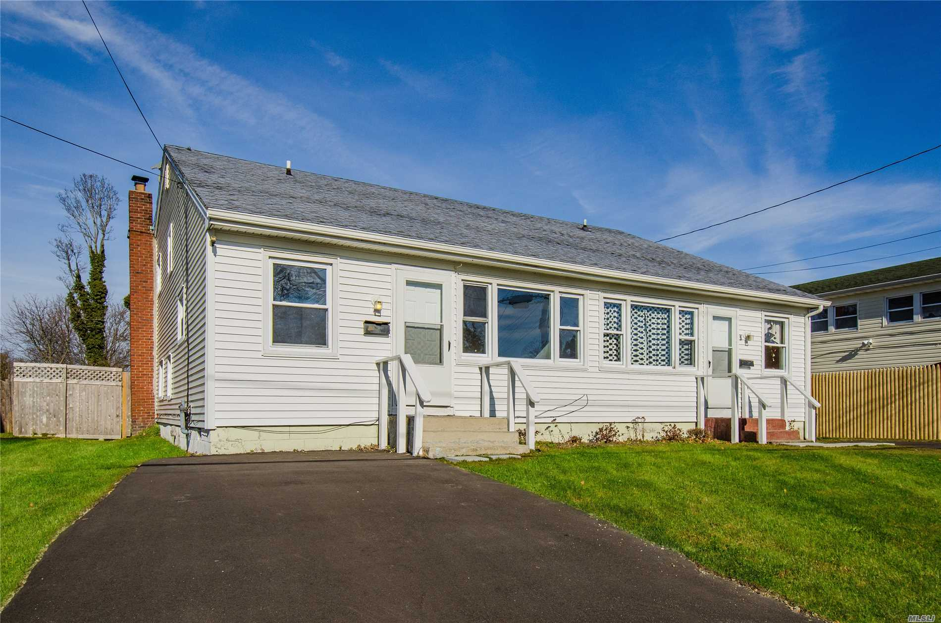 Wow!Why Rent When You Can Own Or Great Income Potential. A Very Unique Legal 2 Family Home In The Heart Of Patchogue Village, South Of Main St. One Unit Completely Renovated Like New.Quartz Counters, Stainless Steel Appliances, Hardwood Floors, 2 New Baths.The Other Rented For $2, 000 Until October 2020.Great Location Close To The Water, Fire Island Ferries, Train Station & The Vast Restaurants, Perfoming Arts Center & All The Popular Village Has To Offer.A Rare Opportunity & Must See!!