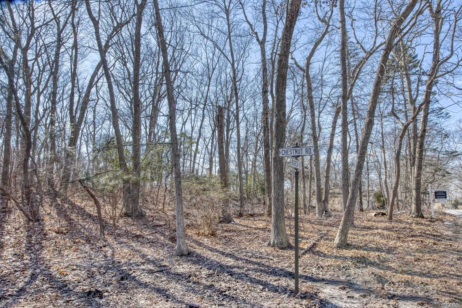 Build Your Dream Home On This Beautiful Country Corner Lot On Quiet Street. Proximity To Kenney's Beach.